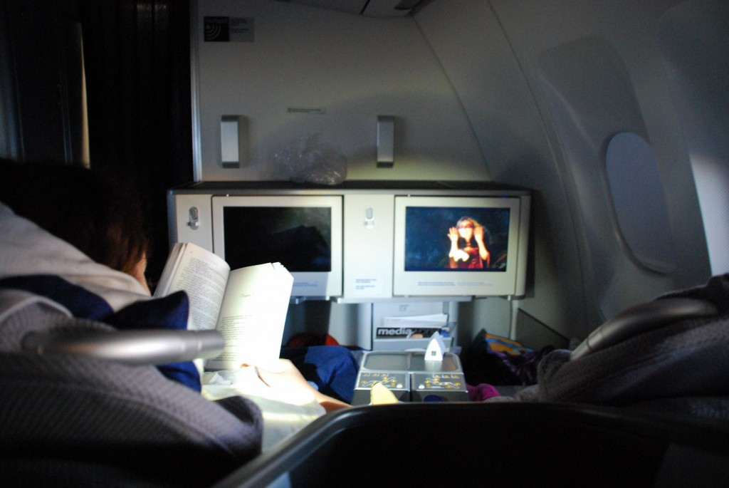 Lufthansa neue Business Class