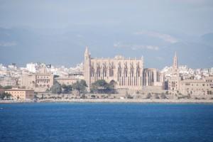 Kathedrale in Palme de Mallorca