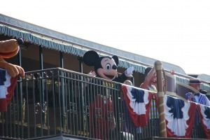 Welcome Show Mickey Mouse
