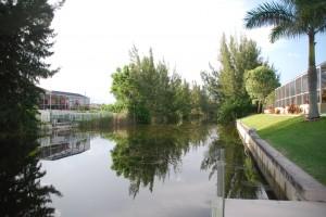 Kanal am haus