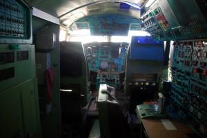 Cockpit TU-144